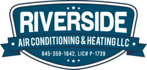 Riverside Air Conditioning & Heating Logo